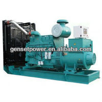 250KVA Generator Produce Electric Power from hydrogen and biofuels