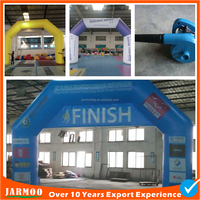 Promotional PVC Vinyl Inflatable Air Arch
