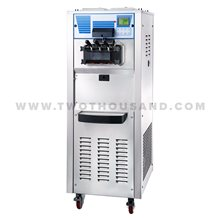 TT-I195B 50L Air Pump Snow Soft Sever Ice Cream Making Machine Price