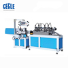 Fully automatic high Speed drinking paper straw machine multi-cutters paper drinking straw making machine for sale