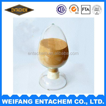 naphthalene water reducer