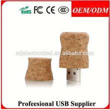 bulk customized wooden usb memory stick usb flash with logo , best selling 16gb custom natural wooden usb flash drive