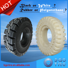 Wholesale china forklift parts truck tyre tires for sale New Polyurethane tire