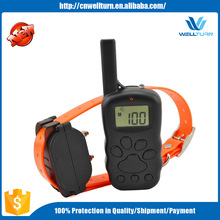 Pet Dog Training Vibration Bark Shock Collar Good Prices LCD Electric Remote Control Shocker Train for Dog Training Pet Products