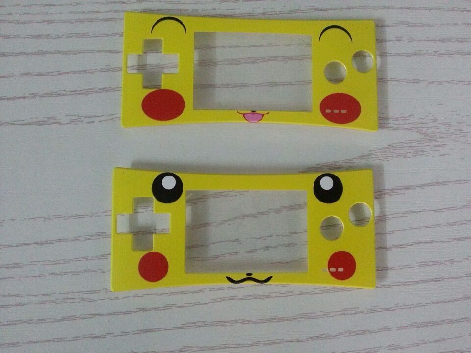 Faceplate for Nintendo gameboy micro faceplate Camouflage for GBM faceplate