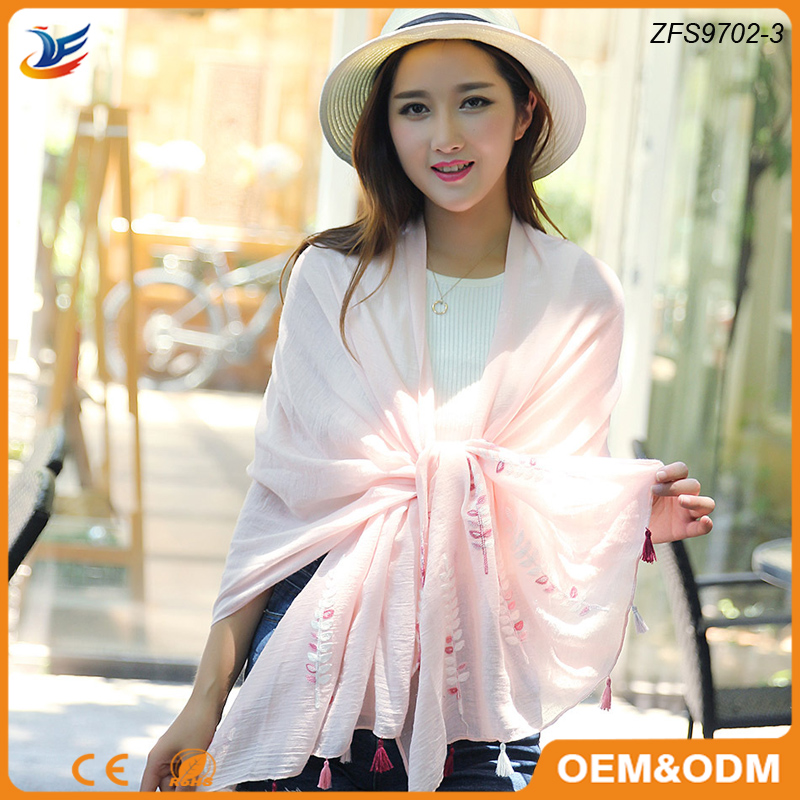 Factory Supply wholesale scarves stoles From China supplier