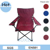 folding camping outdoor metal folding chair