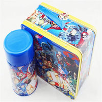 food industrial use mini tin lunch box