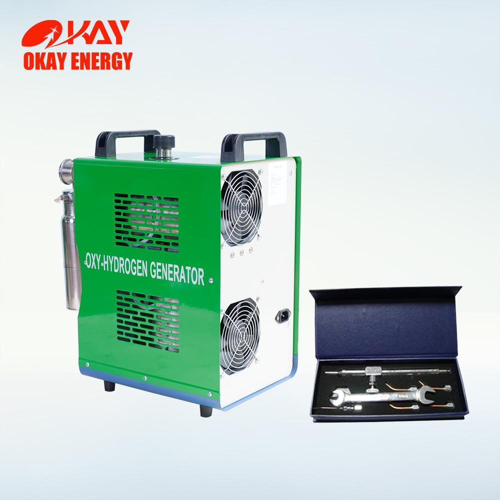 220 V Oxygen-Hydrogen Water Welder Flame Polisseuse Acrylique Flamme Machine à polir