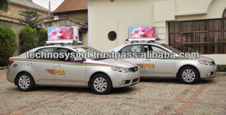P5 LED TAXI TOP Series