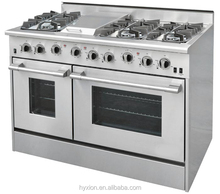 Thorkitchen 48 drop in gas range best professional ranges and gas ovens