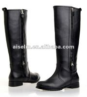 2013 latest fake designer boots flat shoe boots