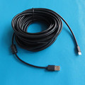 OEM good quality micro usb data charger cable 10meter long cable 22awg