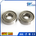 Stainless steel deep groove roller ball S6204ZZ bearing with 20*47*14mm
