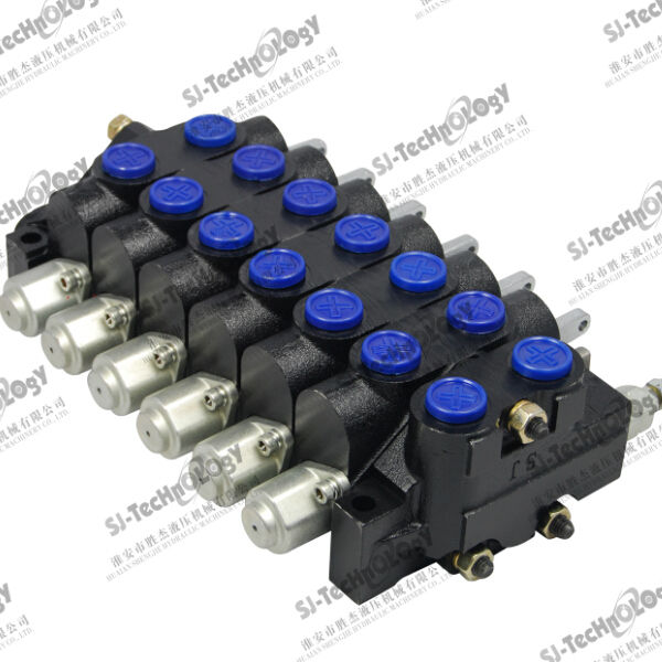 hydraulic valve / stacker spare <strong>parts</strong> / DF-650-6OT-M18*1.5