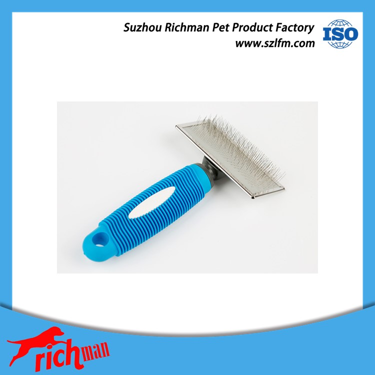 Wholesale Best Quality fashion pet brush dog grooming rubber brush for sale