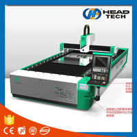 hot sale BFL-4020 500w 750w 1000w open type sheet metal laser cutting machine