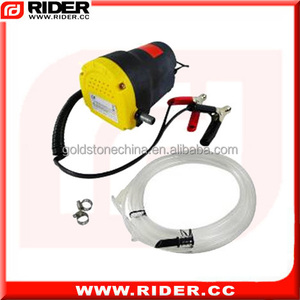 12V waste oil transfer pump