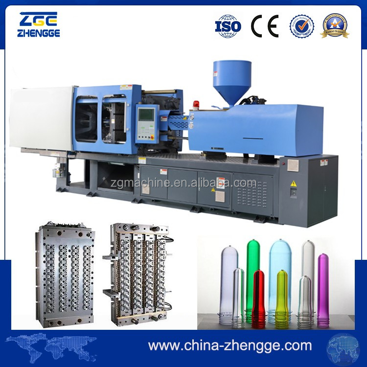 CE Approved 350 Tons PET Preform Injection Moulding Machine Cost