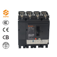 Protection Switch Moulede Case Type, 3 ,4 Poles Electric Circuit Breaker job vacancy Manaufacturer in China%