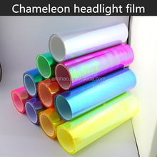 Europe USA Hot-selling 30cm Width OEM Chameleon Headlight Vinyl Film