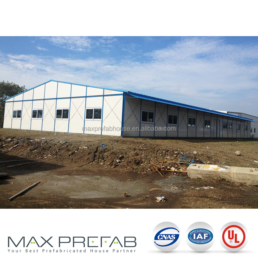 K9163 cheap luxury modular prefab work camp prefab houses made In china