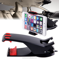 130mm Open Universal Cell Phone/GPS/PDA/Tablet Dashboard Mount Car Holder for iPad Mini for Asus Zenfone 6 for Tomtom