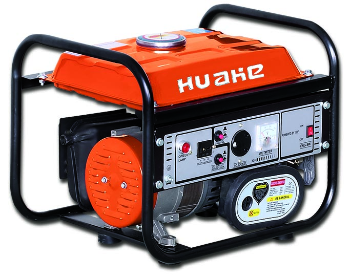 750W 2 stroke gasoline generator with South Africa socket