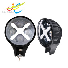 6INCH 60 Watt J-eep LED Headlight Round LED Fog Driving headlight