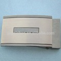 30mm R-0478-15 Hot selling 2 joint belt buckle belt accessories with LOW PRICE