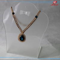 Top Quality Acrylic Necklace Display Card Customized