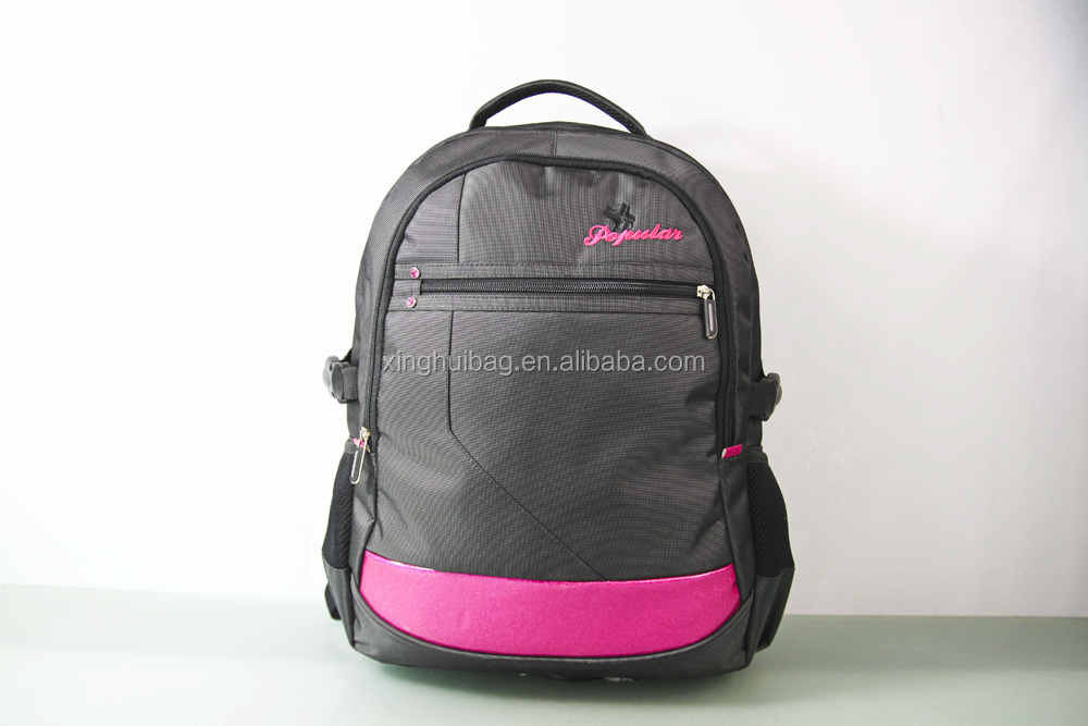 New arrival fancy laptop backpack bags for women
