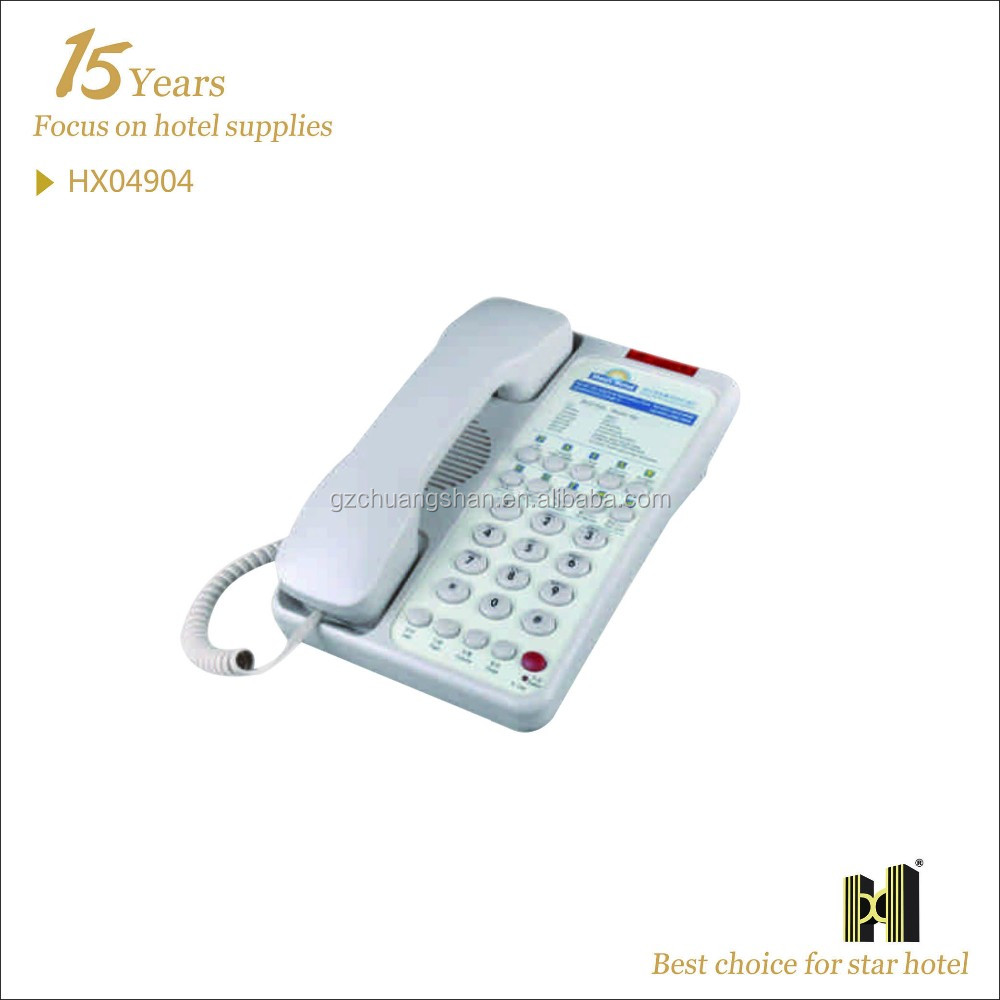 Best for 4 Star Hotel guest room telephone
