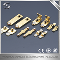 New design brass machined ag parts casting part
