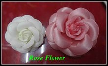 Fashion white Rose Flower Hair Flower