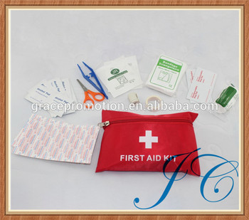 Wholesale mini emergency kit or first aid kit for outdoor avtivities