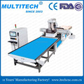Auto change tools fast speed auto feeding cnc router with drilling head