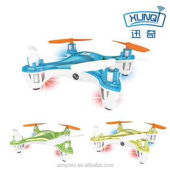 2.4G 4CH RC Quadcopter with Camera and one key return base function XQ995
