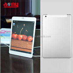 Best quality cheapest price hot sell 7.85 inch slim MTK8377 dual-core 1024*768 mini portable tablet pc phablet with 3G wifi