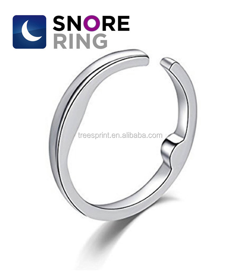 wholesale Stop Snoring ring Easy Sleep hot sell stop snoring nose clip and snoring stop ring