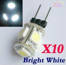 EXW Price High Quality 5PCS 5050SMD Led Light G4