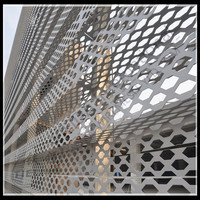 cheap steel expanded wire metal fencing material