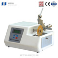 lithofacies material metallographic sample low speed precision cutting machine