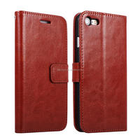 with credit card slot wallet leather phone case for samsung galaxy s8 plus, card slot case for samsung ,mobile phone shell