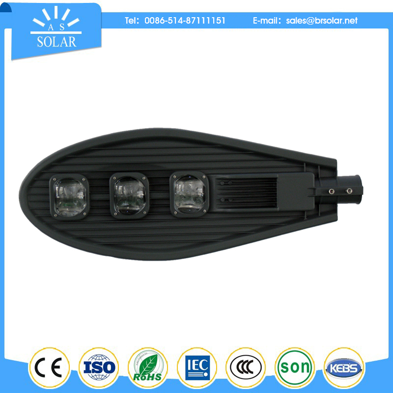 ghost shadow car logo solar led street light