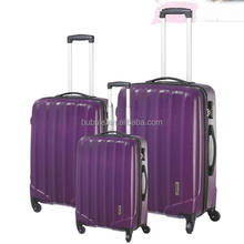 2017 HOT Selling trolley luggage toto travel luggage Zipper luggage