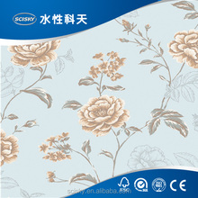 Beautiful Decorative Wallpapers China / Korean Artist Designing Wallpaper/New Arrival Wallpaper Soundproofing Wallpaper