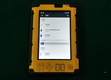 ip67 rugged tablet pc can do RFID less than 1cm locationing beidou gps dmr tier 3 ptt tough phone tablet