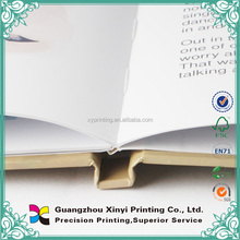 My Hot Book Full Color Printing Hardcover Book