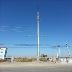 5KM wifi Antenna Mast Tower with Lightning Rob Price